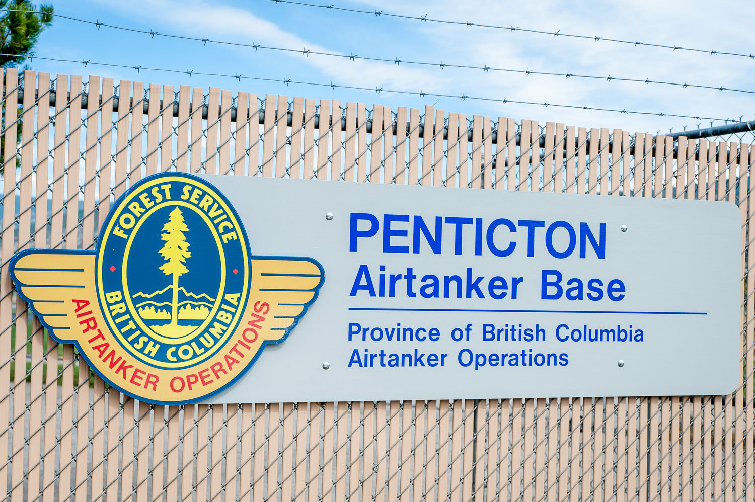 Penticton Airtanker Base